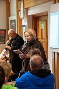 Róża Franczak czyta wiersze Miry Zalewskiej